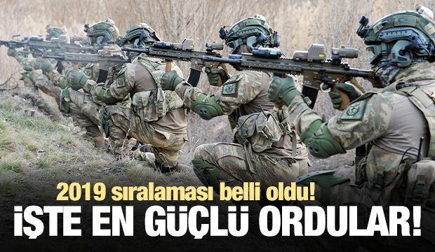 En güçlü askeri güçler belli oldu! 137 ülke arasında Türkiye...