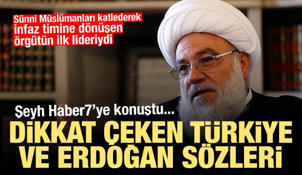 İnfaz timine dönüşen örgütün liderinden flaş Türkiye ve Erdoğan çıkışı