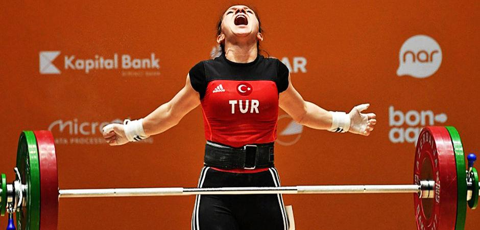 Şaziye Erdoğan'dan çifte dünya şampiyonluğu