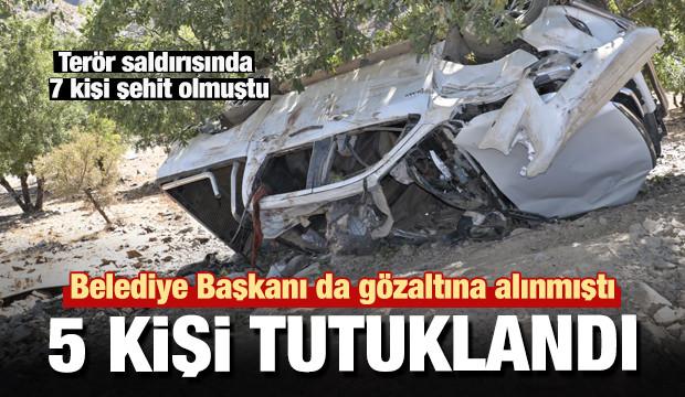Son dakika haber: Kulp'taki saldırı: HDP'li Başkan tutuklandı