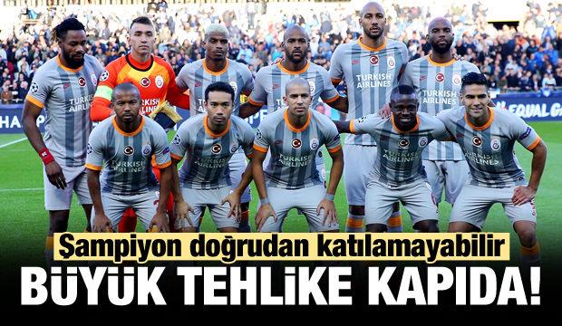 Büyük tehlike kapıda! Süper Lig şampiyonu doğrudan katılamayabilir...