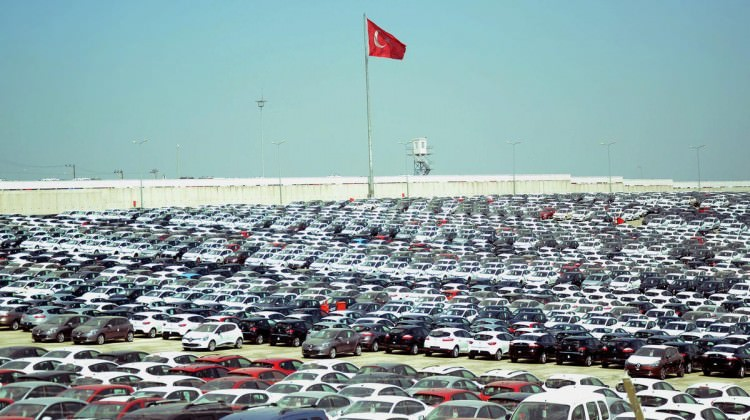 Türkiye'de üretilen araçlar Avrupa sokaklarında