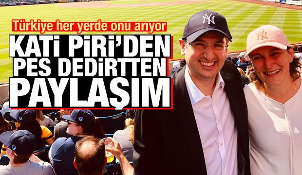 Kati Piri'den pes dedirten poz! Türkiye her yerde onu arıyor