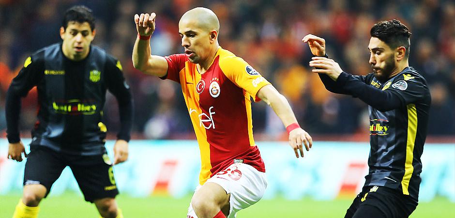 Yeni Malatyaspor - Galatasaray! Muhtemel 11'er