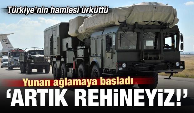 Yunan ağlıyor: Artık stratejik bir rehineyiz...