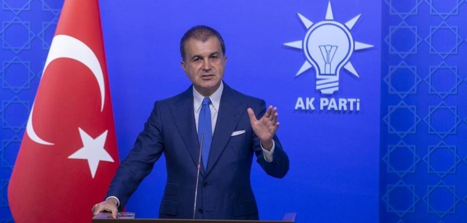 Çelik'ten CHP'nin IMF ile görüşmesine tepki