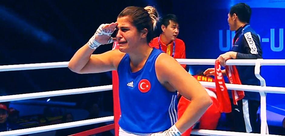 Dünya şampiyonasında altın madalya Türkiye'nin!