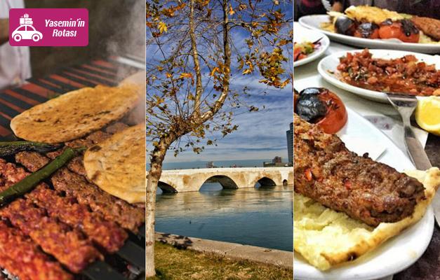 Yasemin'in penceresinden Adana rotası! Kebabın lezzet durağı!
