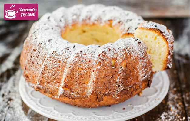 Yumuşacık tadıyla damaklarda iz bırakan enfes kek!