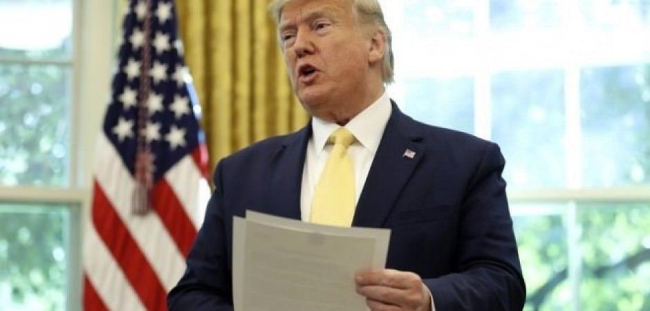 Trump: Bu tarihin en büyük anlaşması