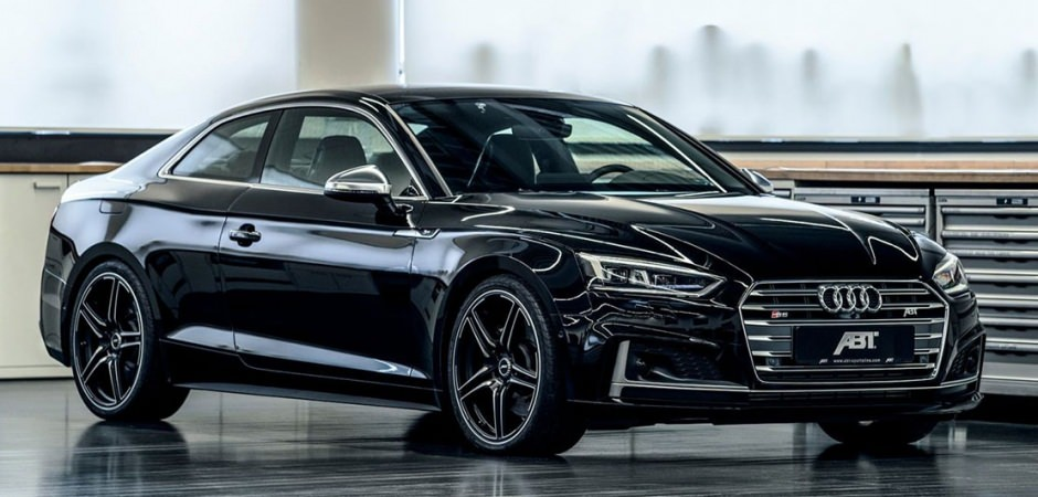 2020 Audi S5 için ABT modifikasyonu