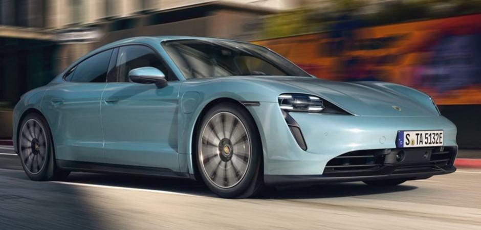 2020 Porsche Taycan 4S'in fiyatı şaşırttı