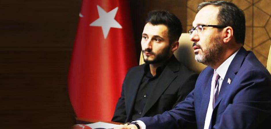 Bakan Kasapoğlu'dan Enver Cenk açıklaması