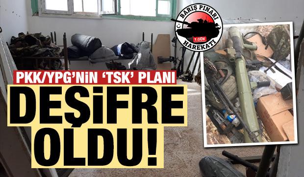 Barış Pınarı Harekatı 7. gününde! Çarpıcı fotoğraflar...
