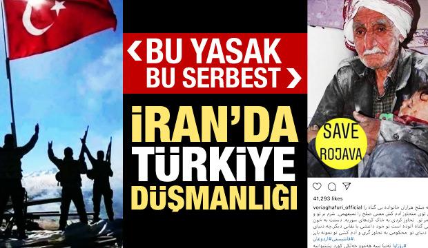 İran'da Türkiye düşmanlığı