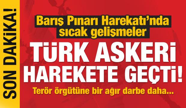 Son dakika: Suriye'de sıcak gelişmeler! Türk askeri harekete geçti...