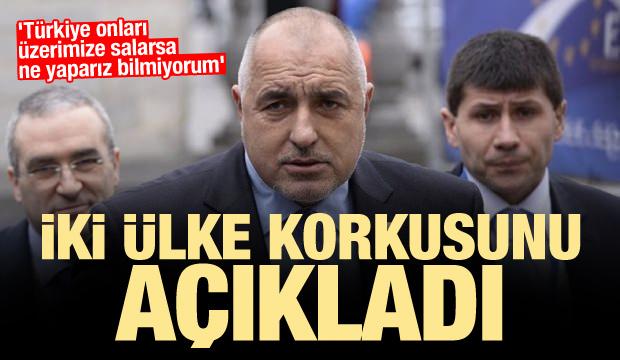 Açıkladılar: Türkiye onları üzerimize salarsa ne yaparız bilmiyorum