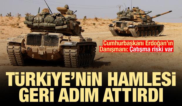 Türkiye'nin hamlesi geri adım attırdı! Erdoğan'ın danışmanı: Risk var