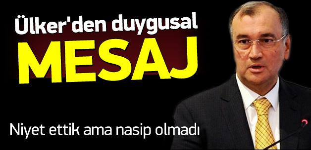Murat Ülker'den duygusal Mustafa Koç mesajı