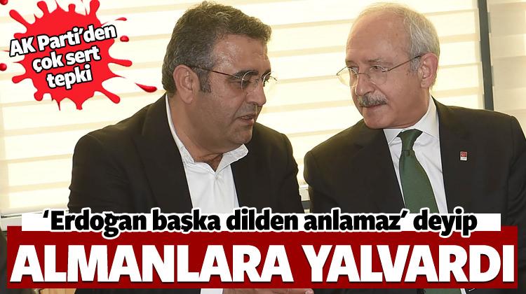 CHP'den skandal çağrı! Türkiye'ye yaptırım...