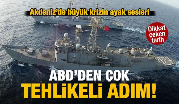 Akdeniz'de büyük krizin ayak sesleri!
