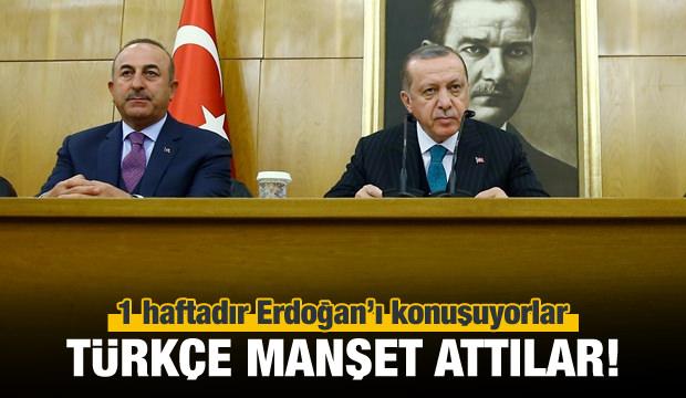 Günlerdir Erdoğan'ı konuşuyorlar!