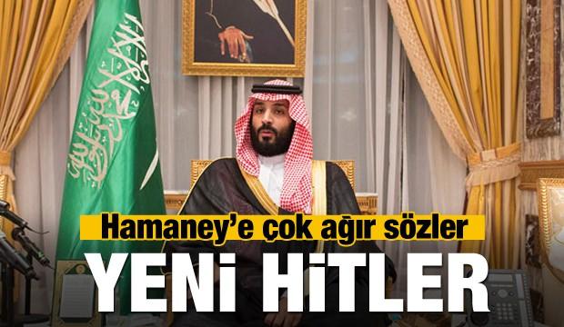 Sular ısınıyor! Selman'dan Hamaney'e ağır sözler