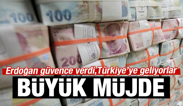 Türkiye'ye yatırımcı ordusu geliyor!