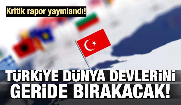 Saldırılara rağmen Türkiye büyümeye devam ediyor