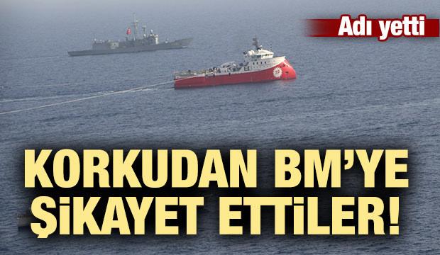 BM'ye Barbaros Hayreddin Paşa şikayeti