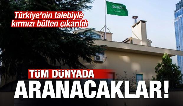 INTERPOL, Türkiye'nin talebiyle kırmızı bülten çıkardı