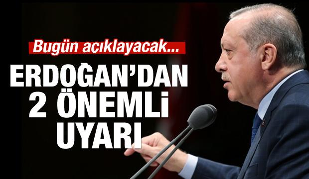 Erdoğan'dan makam aracı ve çakar uyarısı