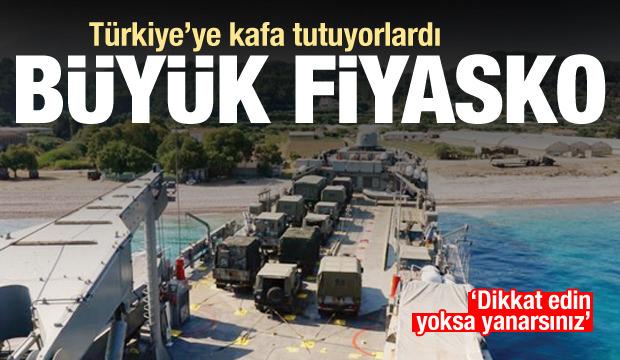 Türkiye'ye kafa tutuyorlardı! Büyük fiyasko: Dikkat edin yanarsınız