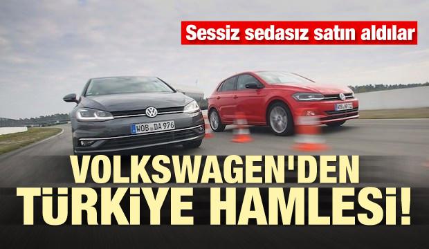 Volkswagen'den Türkiye hamlesi! Satın aldılar