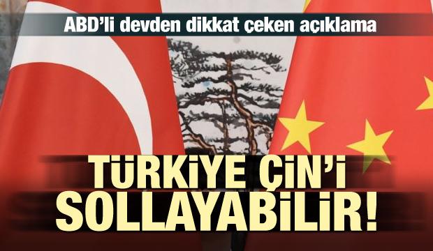 ABD'li devden açıklama! Türkiye Çin'i sollayabilir