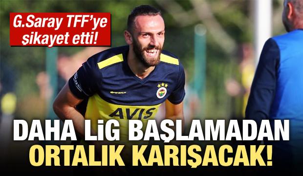 Galatasaray, TFF'yi göreve çağırdı! F.Bahçe...