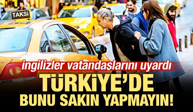 Türkiye'ye gidecek taraftarları uyardılar!