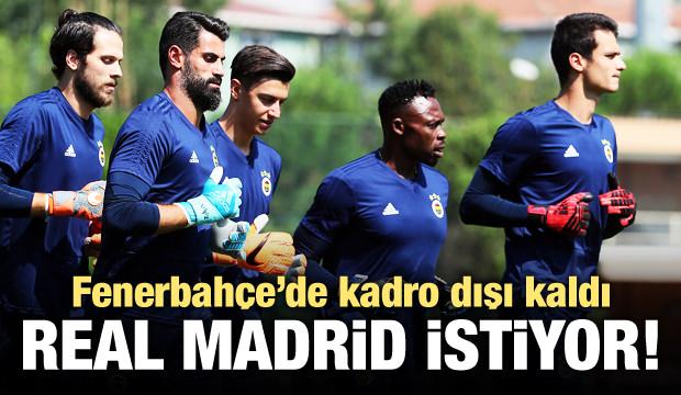 F.Bahçe'de kadro dışı kaldı! Real Madrid istiyor