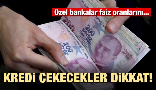 Kredi çekecekler dikkat! Bankalardan güçlü faiz indirimi bekleniyor