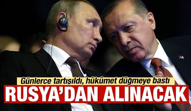 Rusya'nın yangın söndürme uçakları Türkiye'nin radarında