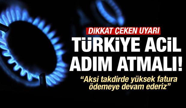 Uzmanlardan uyarı: Türkiye acil adım atmalı