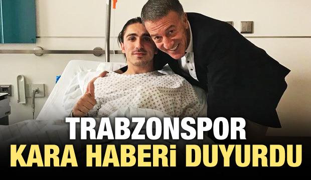Trabzonspor kara haberi duyurdu! Abdülkadir...