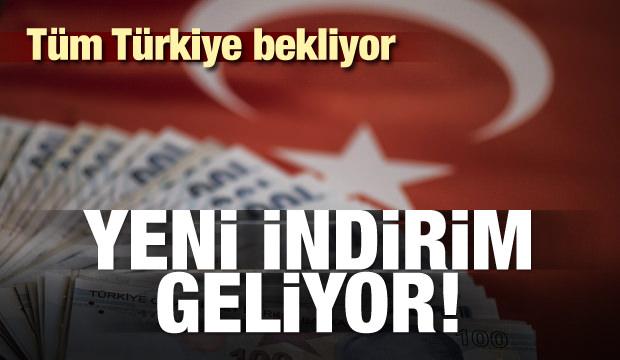 Tüm Türkiye bekliyor! Yeni indirim geliyor