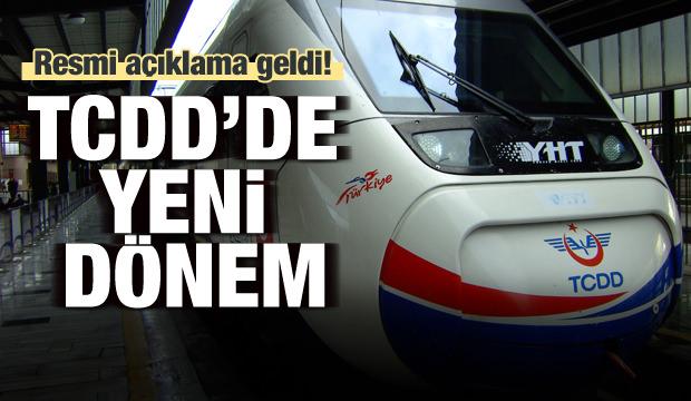 TCDD'de Ali İhsan Uygun dönemi!