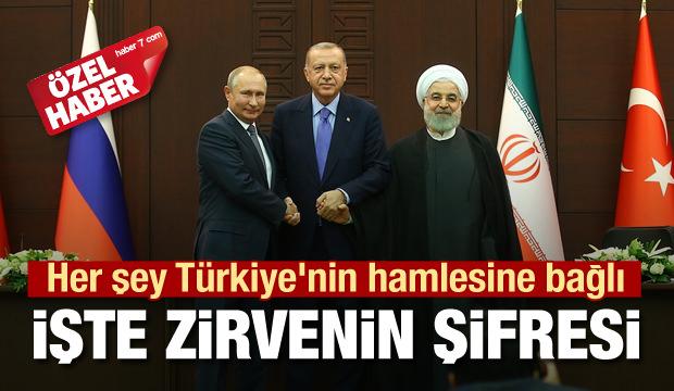 Üçlü zirvenin şifreleri neler? Her şey Türkiye'nin hamlesine bağlı