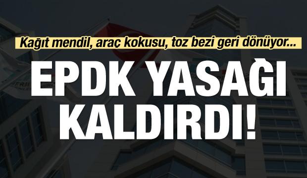 EPDK promosyon kısıtını kaldırdı