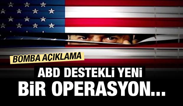 MHP'den dikkat çeken açıklama: ABD destekli yeni bir operasyon...