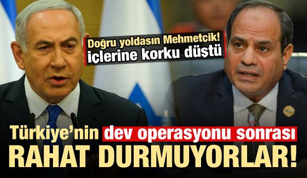 Dört koldan saldırıyorlar! Mısır ve İsrail'den skandal hamle...