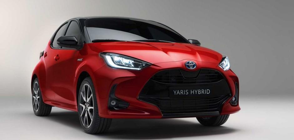 2020 Toyota Yaris Hybrid tanıtıldı