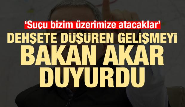 Barış Pınarı Harekatı'nda son dakika: Bakan Akar dehşeti duyurdu